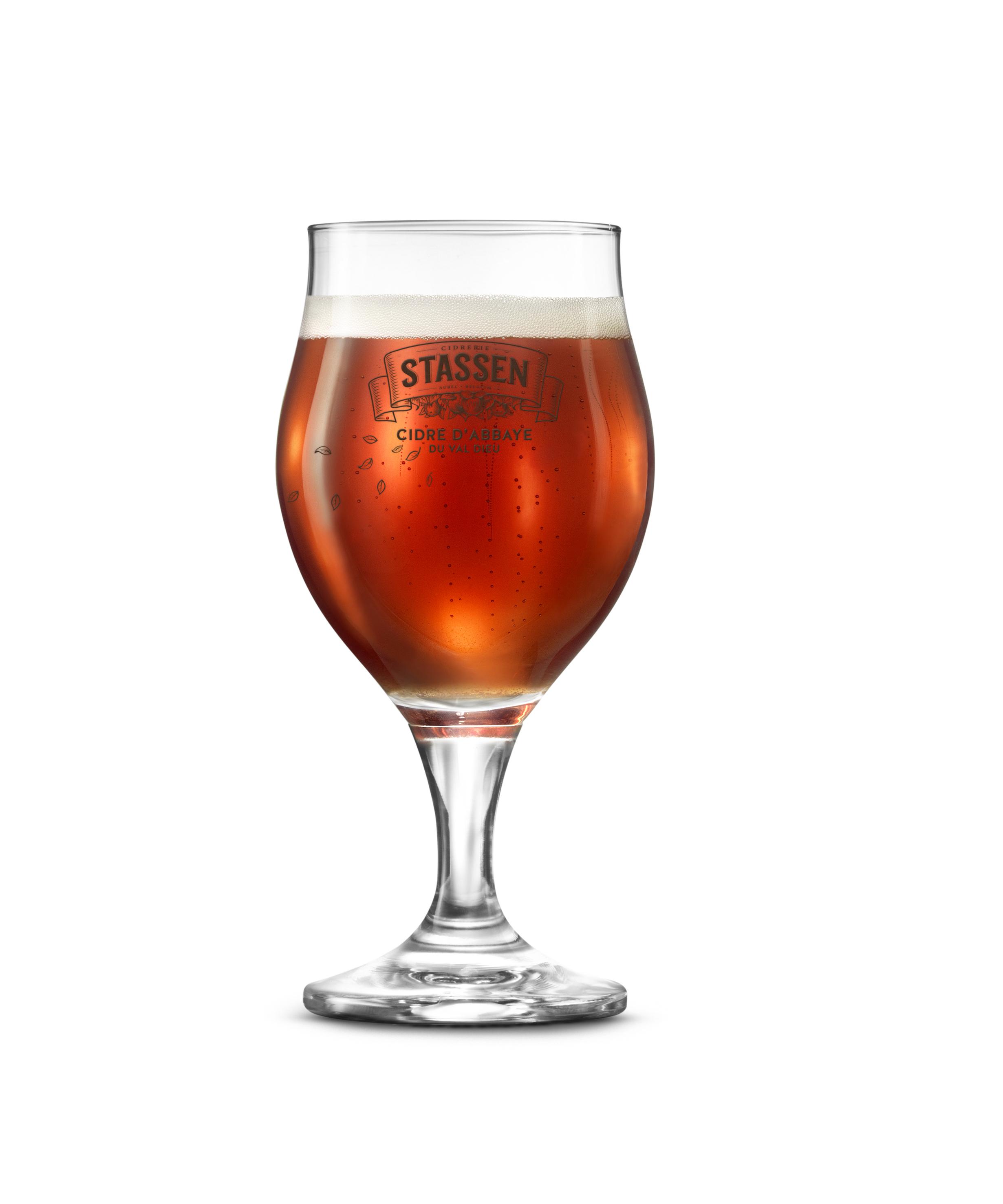 Abbey Cider Brun glas_1